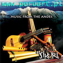 MUZYKA ANDYJSKA MUSIC OF THE ANDES VOL 2
